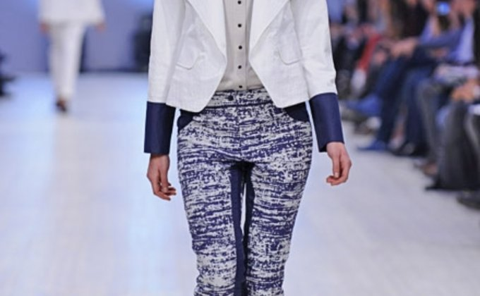 Ukrainian Fashion Week: коллекции Пустовит, Гресь и Анисимова