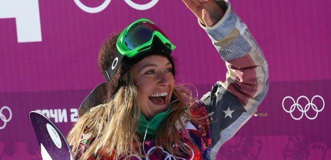 Джейми андерсон сноубордистка видео