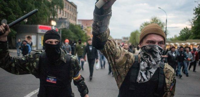 Картинки я донецкий сепаратист