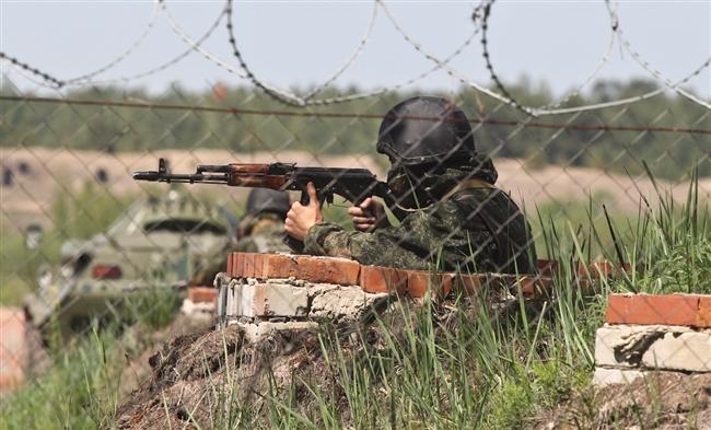 Украина хочет взять контроль над границей с РФ в Донбассе