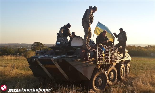 Российско-украинская граница. Обстрелы и провокации. Киев выдвинул Грады