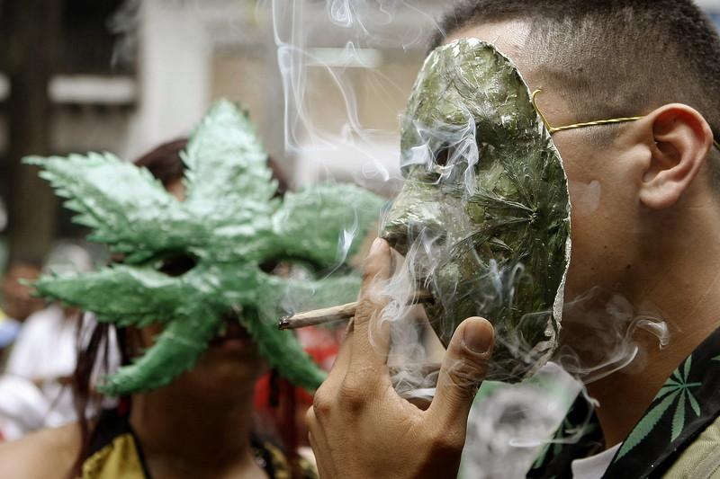 Колумбия легализует марихуану конопля выращивание уголовное наказание