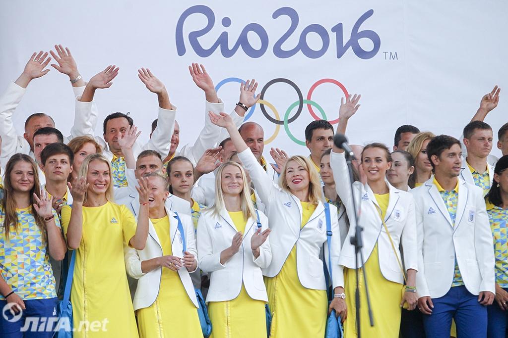 Фото на олимпиаде россия украина