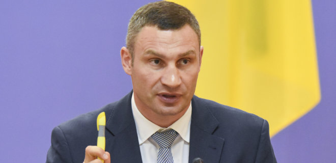 Коронавирус. Кличко призвал киевлян сообщать властям о больных и их контактах
