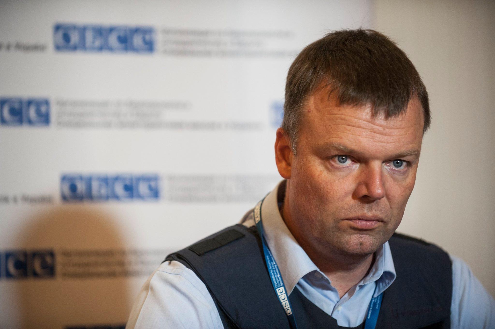 Хуг: ОБСЕ так и не увидела российского военного вмешательства на Донбассе