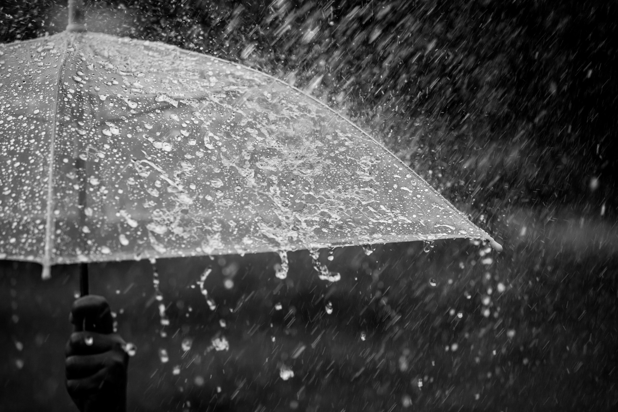 Фото сырой погоды