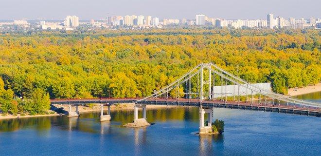 Погода в Киеве: октябрь бьет рекорды за 137 лет наблюдений - Фото