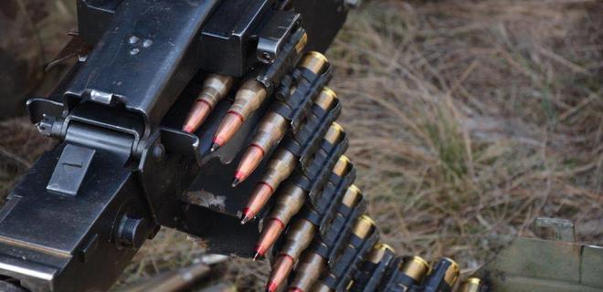В Донбассе ВСУ уничтожили трех боевиков - Фото