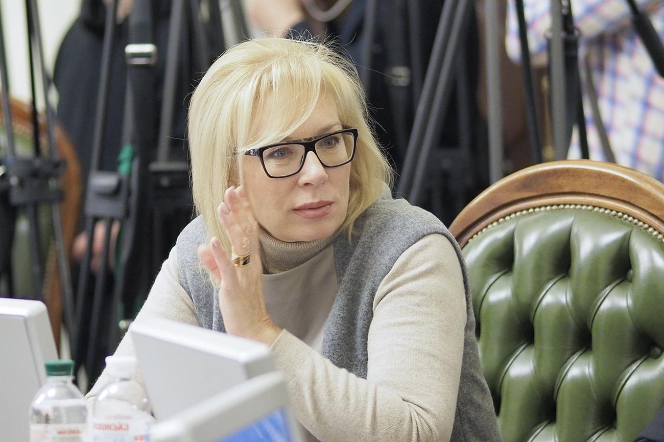 23 на 23. Денисова назвала формулу обмена заключенными с Россией