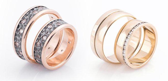 Собираетесь купить обручальные кольца  а как вы будете их носить  - Фото 39a086f3a04