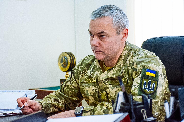 Наев пообещал отомстить Путину за войну в Донбассе