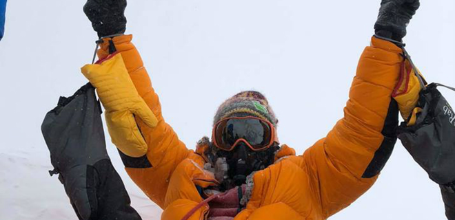 На Эвересте спасли украинских альпинистов - Фото
