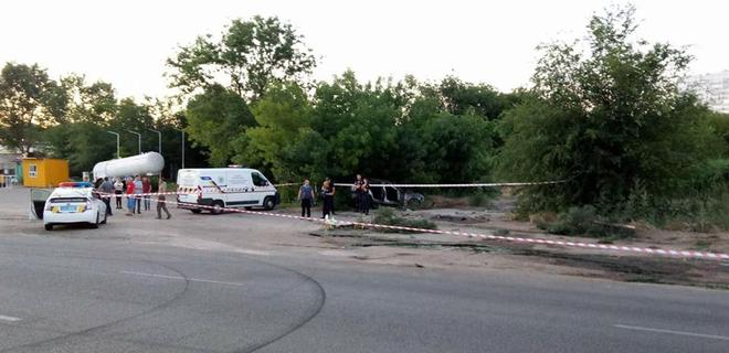 Устроили гонки: в Запорожье в ДТП погибли мать с ребенком - фото - Фото