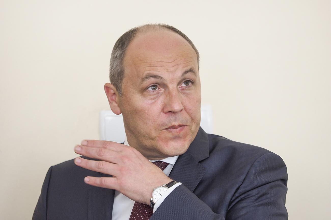 """Парубий: Продление закона об особом статусе Донбасса зависит от """"партнеров"""""""