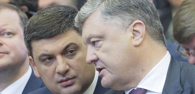 """Порошенко нанес удар"""": Бутусов о развитии конфликта с Гройсманом ..."""