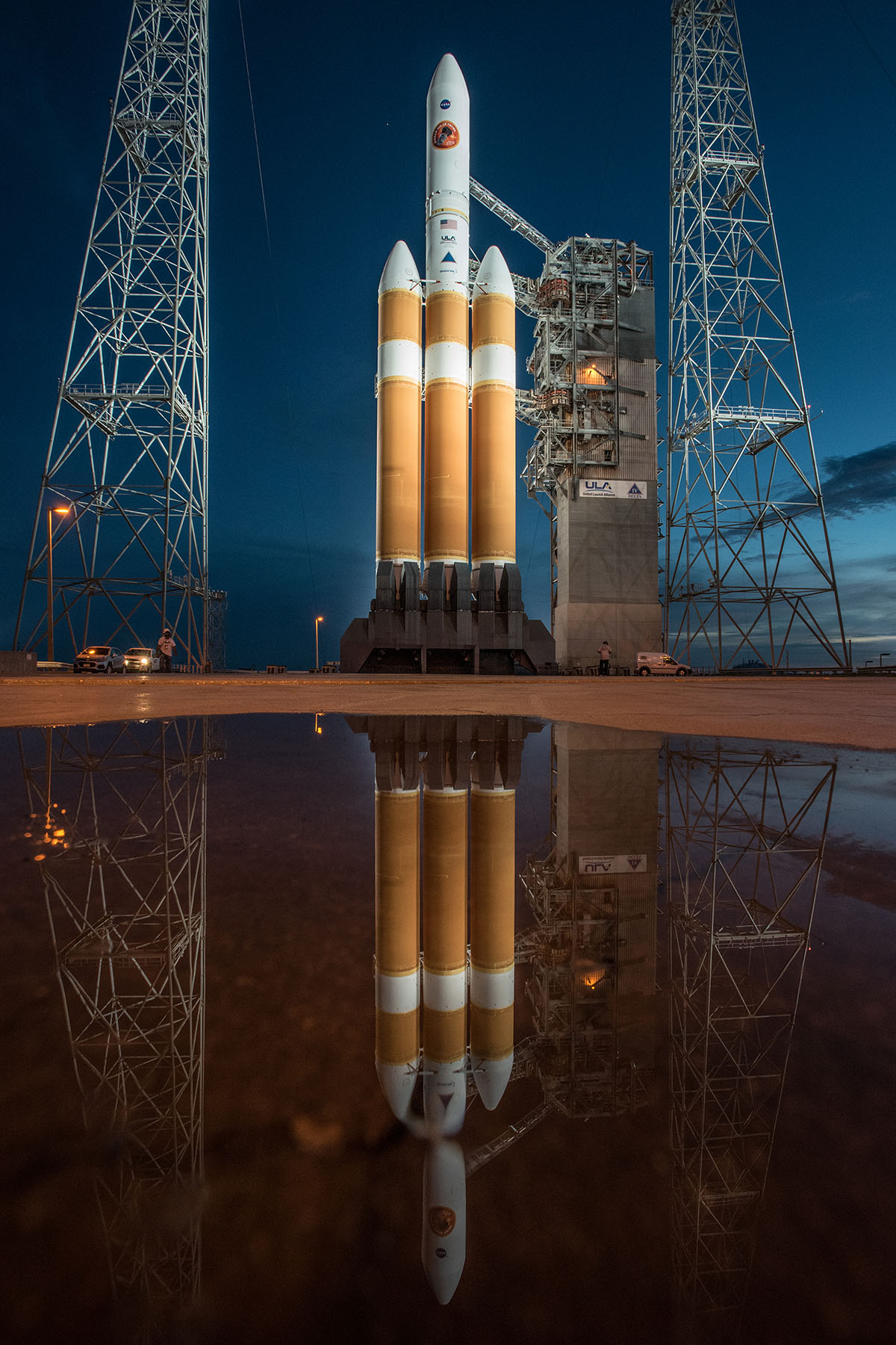 nasa probe launch - 700×1050