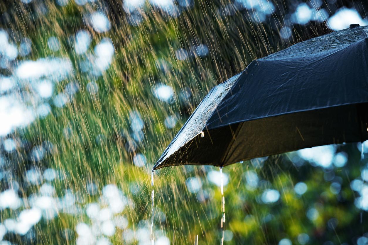 престижный фото во время дождя китайская