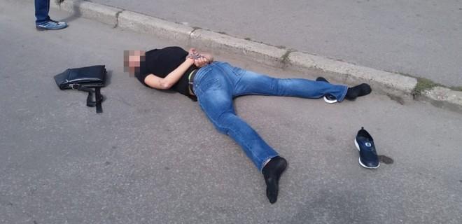 Сотрудники СБУ при задержании застрелили экс-участника АТО - Фото