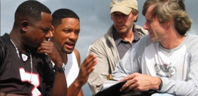 """Уилл Смит объявил о съемках третьей части фильма """"Плохие парни"""" - Фото"""