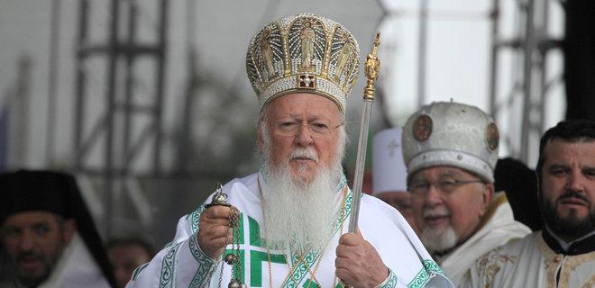 Вселенский патриарх поздравил Епифания с избранием и благословил - Фото