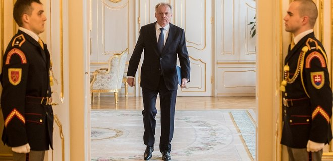 В Словакии выборы: 15 кандидатов поборются за пост президента - Фото