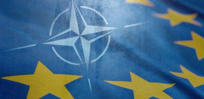 Рада сделала необратимым курс Украины в ЕС и НАТО - Фото