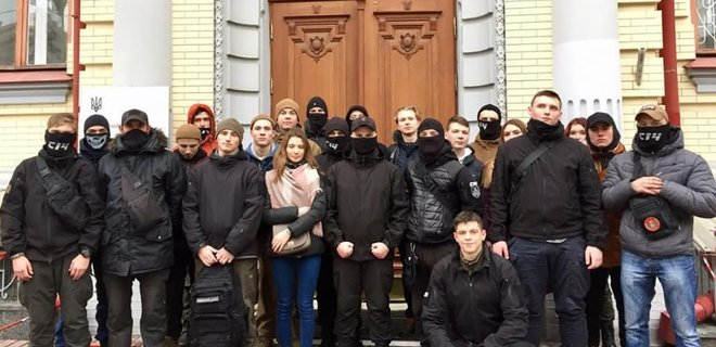 Аваков: СБУ сотрудничают с националистами