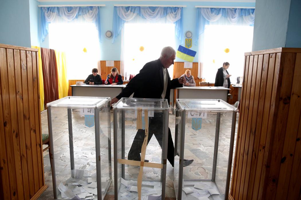 ЦИК не пустила на выборы представителей ОБСЕ