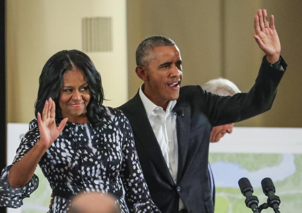 Barack And Michelle Obama Net Worth - #GolfClub