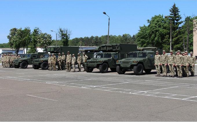 США передали ВСУ два контрбатарейных радара: фото