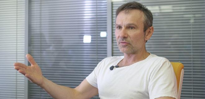 Вакарчук предложил давать до 15 лет тюрьмы за переговоры с Россией