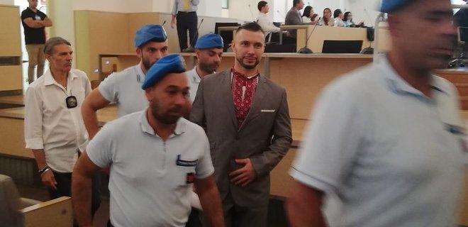 Нацгвардейца Маркива приговорили в Италии к 24 годам тюрьмы - Фото