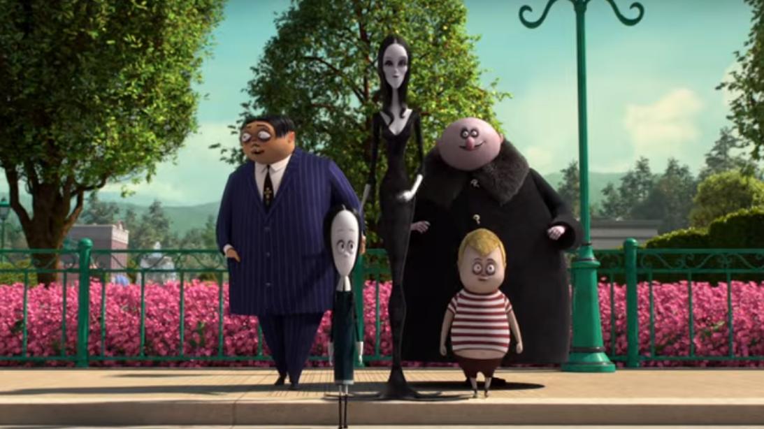 Стоит ли смотреть «Семейка Аддамс»