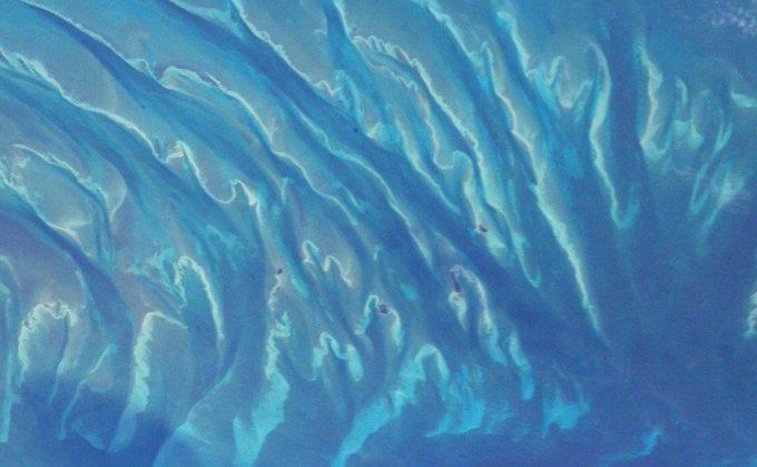 """В NASA показали, как выглядит """"рай"""" из космоса: фото"""