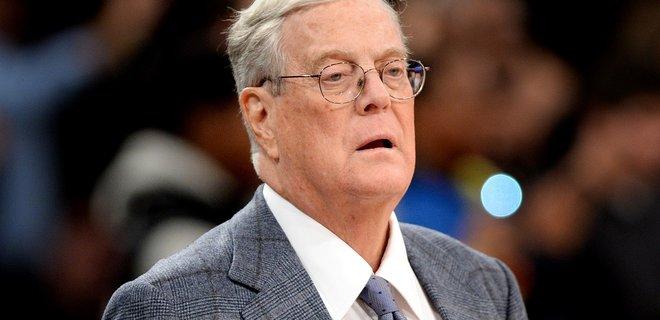 Умер один из главных доноров Республиканской партии США - Фото