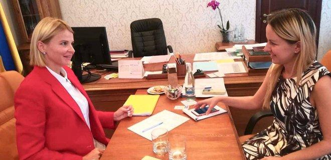 Ольга Бондаренко стала советником министра соцполитики - Фото