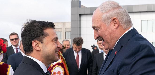 Зеленский попросил Лукашенко выдать Украине наемников ЧВК Вагнера ...