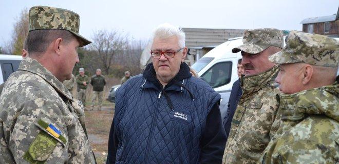 У РНБО відреагували на заяву Кривоноса: він залишається заступником Данілова і військовослужбовцем Міноборони - Цензор.НЕТ 248