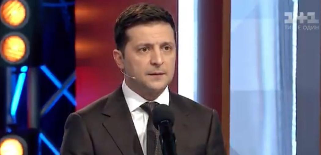 План Б. Зеленский назвал условиях возведения стены на Донбассе