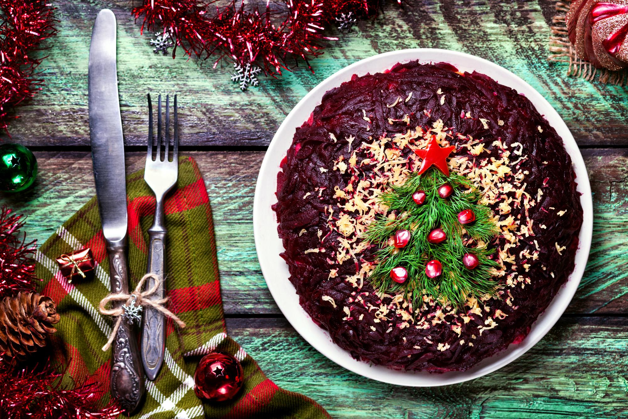 красивые блюда на новогодний стол картинки настоящее время