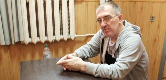 Чеченский киллер. Украина отдала РФ Денисултанова—журналист—Фото