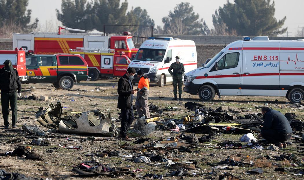Картинки по запросу Иран признался, что случайно сбил самолет МАУ: все детали