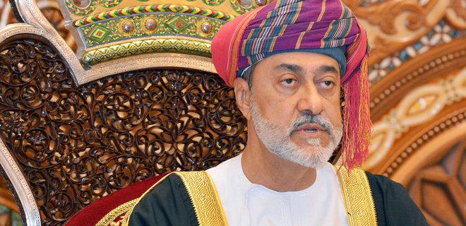 Новый султан Омана рассказал о планах по внешней политике - Фото