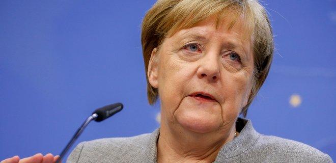 Коронавирус. На следующей неделе в Германии откроются первые магазины - Меркель
