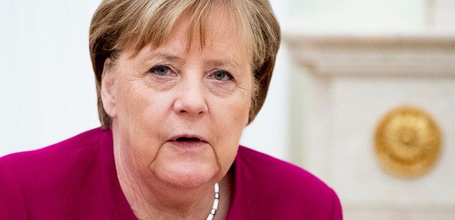 Коронавирус. Меркель хочет использовать пандемию для решения проблем климата