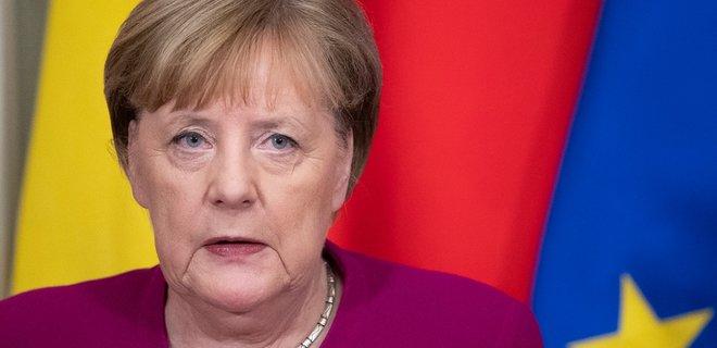 Меркель о коронавирусе: Мы не знали большей проблемы со времен Второй мировой