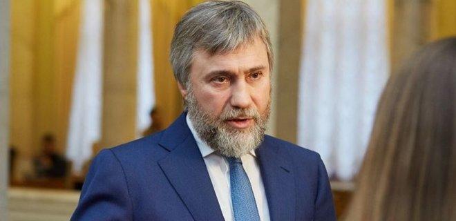 Депутат Новинский сдал тест на коронавирус: результат положительный
