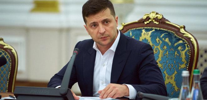 """Зеленский убеждал глав фракций проголосовать """"предложенные инициативы"""""""