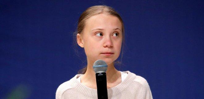 17-летняя Грета Тунберг дала $100 000 на борьбу с пандемией коронавируса