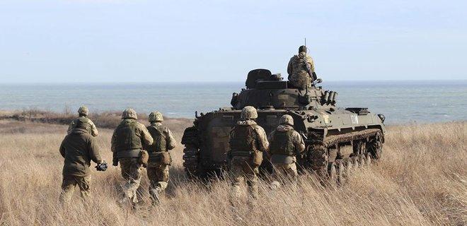 ВСУ: У России на границе три группы войск, способных к внезапной атаке –  карта - новости Украины, Происшествия - LIGA.net